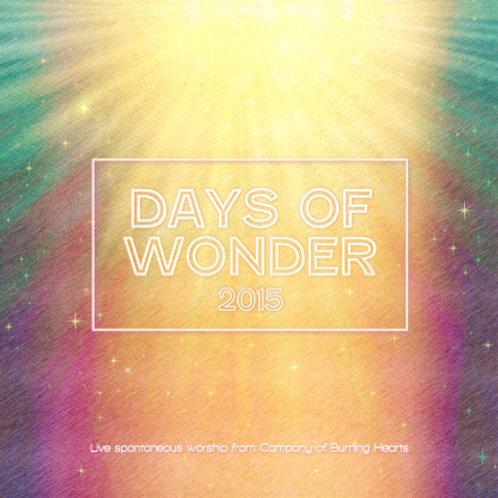 Days of Wonder 2015
