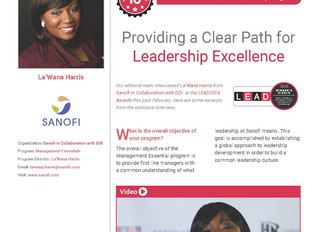 Providing a Clear Path to Leadership Excellence