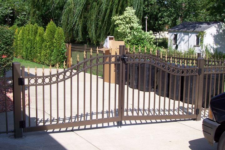 ornamental fence panels
