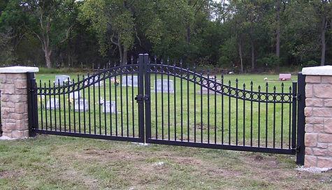 Desinged Gates Panama City