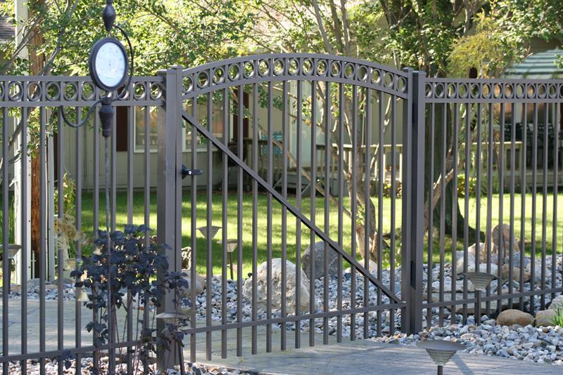 ornamental fencing panels