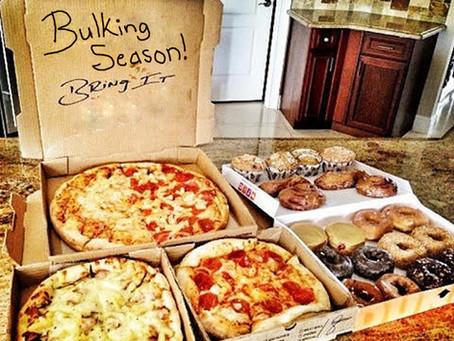 It's Bulking Season!!