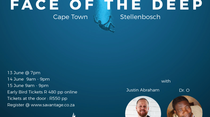 South Africa Tour – Justin Paul Abraham