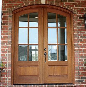 Wood Doors Panama City