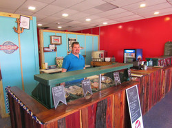 Dave - Owner at the Local Steamer
