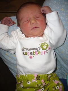 The Birth Story of Peyton Lorelai