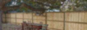 Custom Wood Fence Panama City