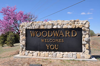 Woodward County Oklahoma