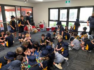 The Lego Club has begun!