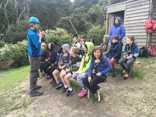 Grade 3/4 Camp