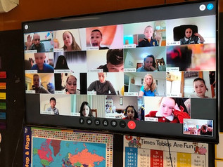 Remote Learning is Here!