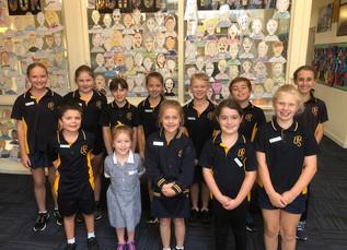 Junior School Council Announced!