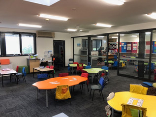 Our New Classrooms are ready to use!