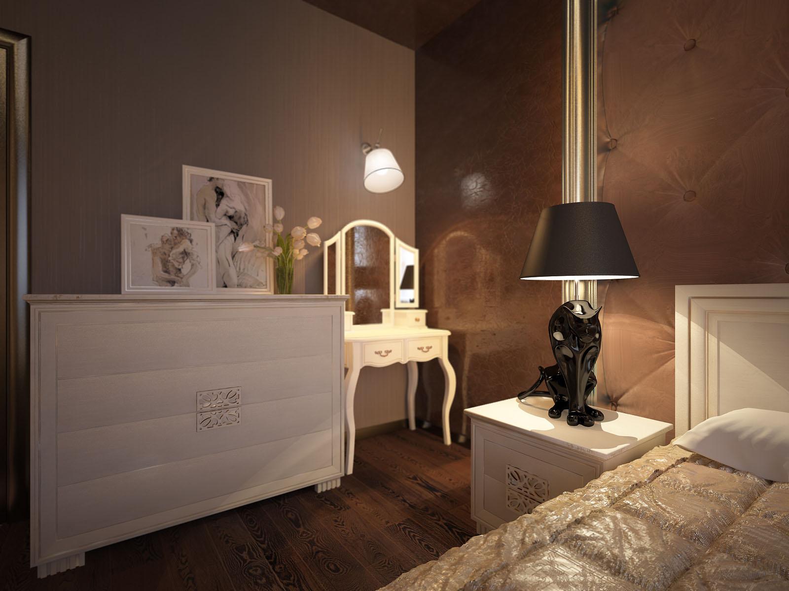 Спальня Фучика 2