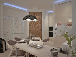 Дизайн квартиры Щорса 1