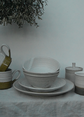 handmade ceramic breakfast bowl   Tim Fenna