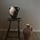 Thumbnail: ~Ela~ antique terracotta twin-handled pot