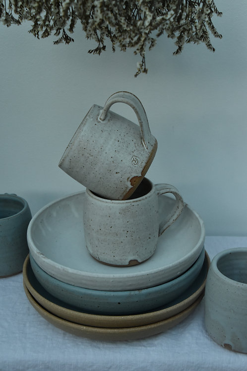 handmade ceramic mugs | Hannah Cross