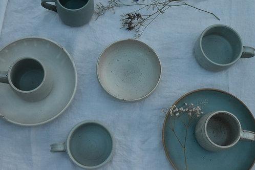 handmade ceramic pasta bowl | Hannah Cross