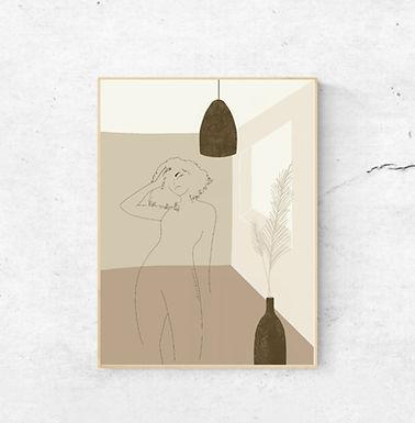 art print | in movement