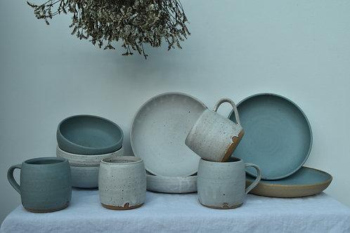 handmade ceramic breakfast bowl | Hannah Cross