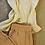 Thumbnail: BNWT Six Ámes silky joggers | size 38