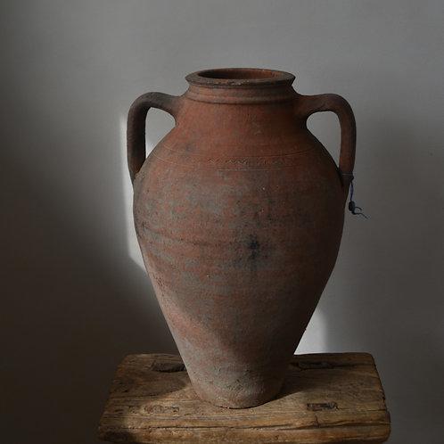 ~Hiranur~ terracotta twin-handled pot
