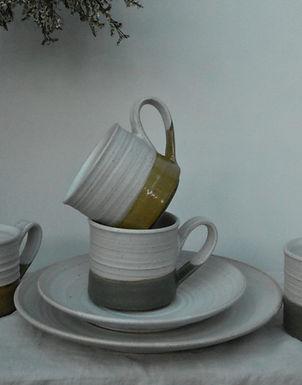 handmade ceramic mug | Tim Fenna