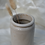 Thumbnail: small vintage glazed stoneware pots