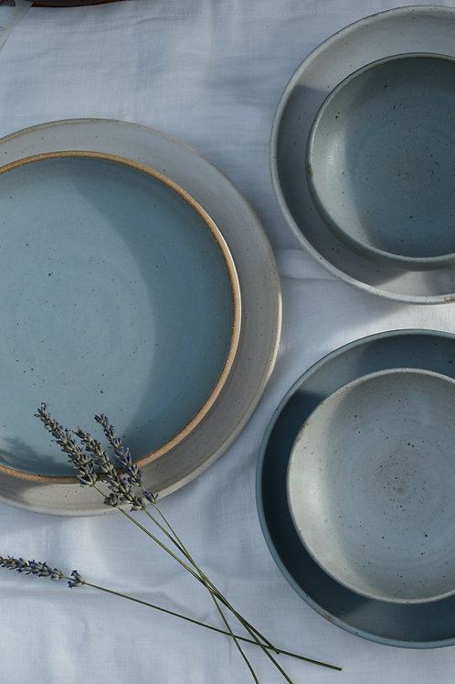 handmade ceramic plate | Hannah Cross