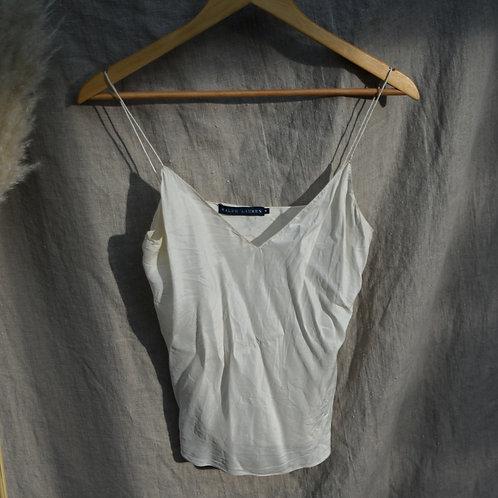 vintage Ralph Lauren 100% silk camisole | size 8/small