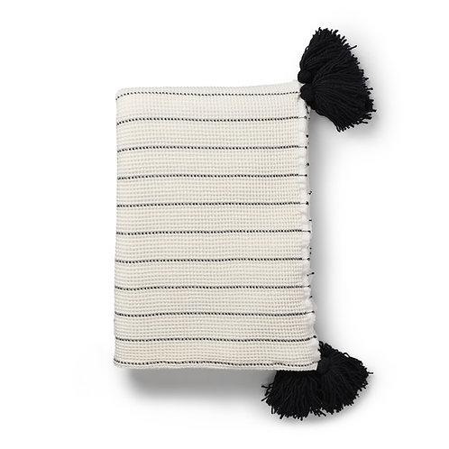pinar handwoven cotton blanket