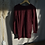 Thumbnail: Urban Outfitters burgundy knit jumper | size small