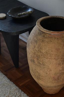 ~Lale~ antique olive pot urn