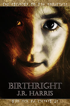 birthright book cover image for bowker.j