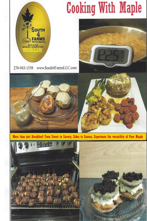 Cooking With Maple Ebook