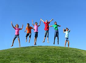 Developing Confident Kids