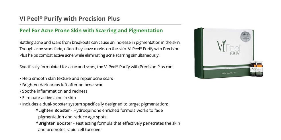 VI Peel - 30% OFF Purify with Precision Plus