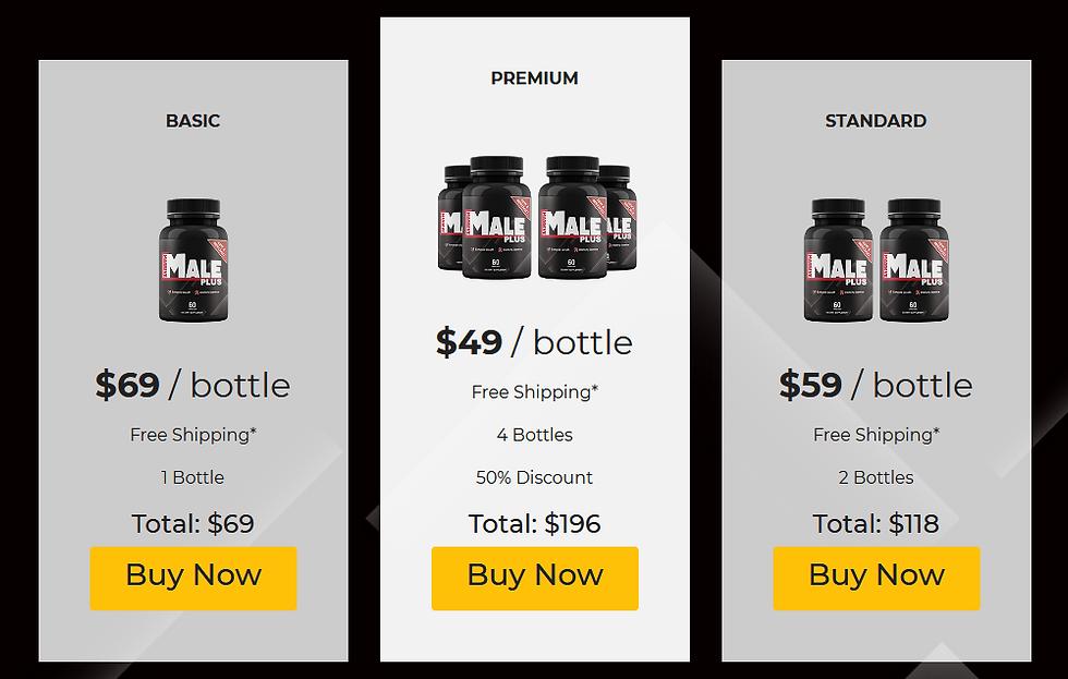 Massive Male Plus Buy Now