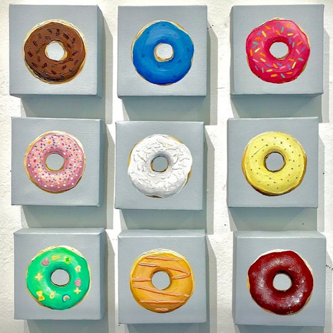 Go Nuts for Doughnuts