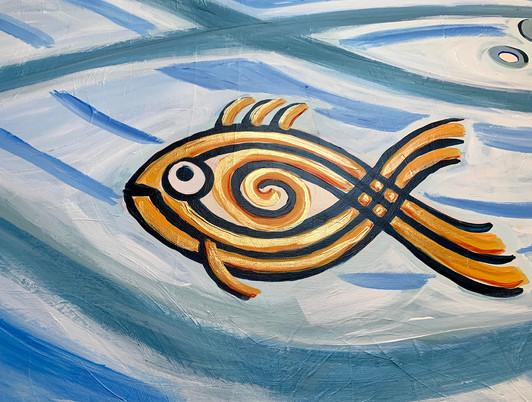 Fish Close-up