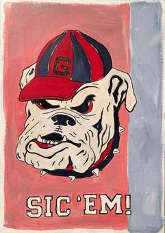 Georgia Bulldog