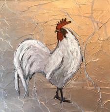 Silver Chicken