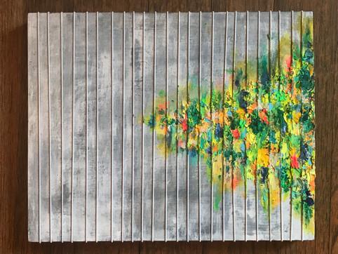 """8x10"""" Acrylic & String"""