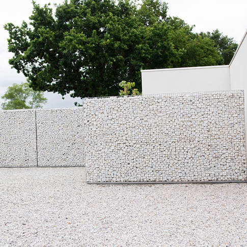 feel the passion of white pebbles - Ieper