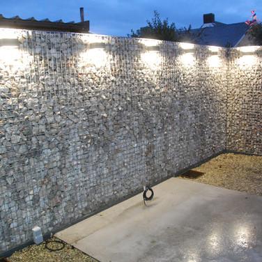 stone wall kit