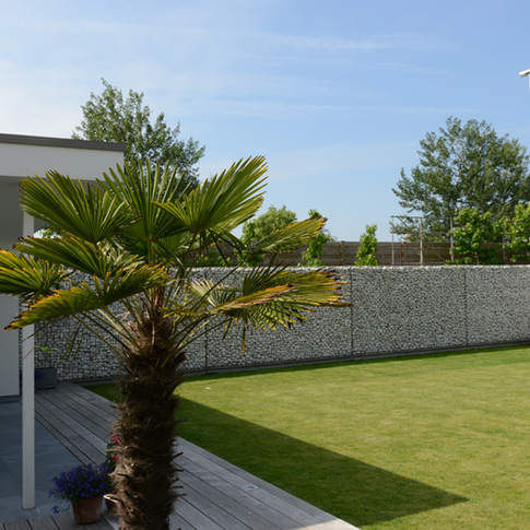 architect  Henk Ampe Oostende