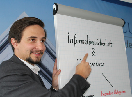 Informationssicherheit ist kein technisches Problem