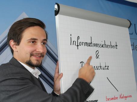 Informationssicherheit ist kein technisches Problem