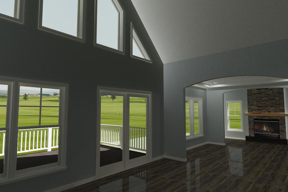 Pendelton Custom Bonus Ranch, interior 1